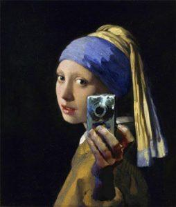 Selfie Painting