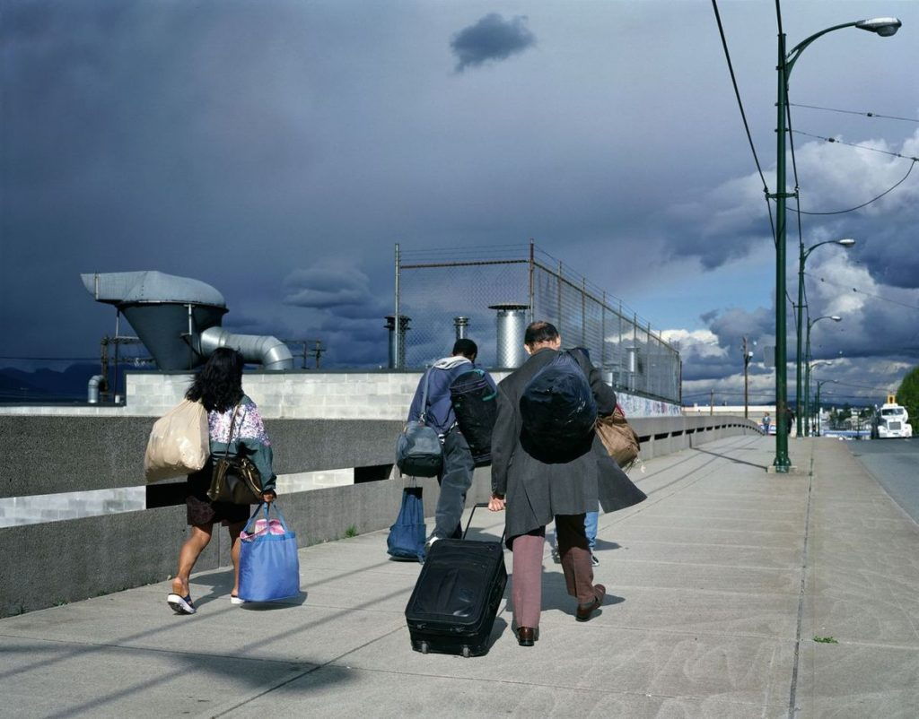 jeff wall the overpass