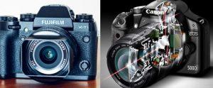 mirrorless camera focusing 1