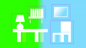 object recognition color